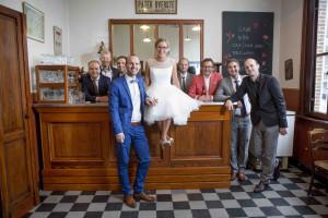 Trouw Maarten Janssens en Liesbeth Van Den Eynde-6/9/2014-foto joren de weerdt